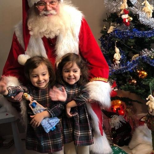 Închiriere Moș Crăciun