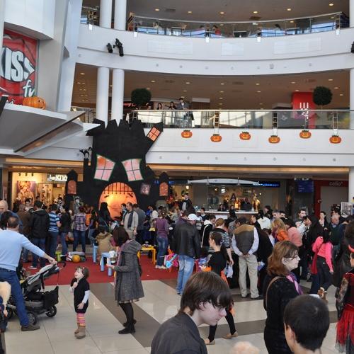 Petreceri Mall